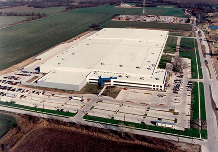 Blockbuster Distribution Center